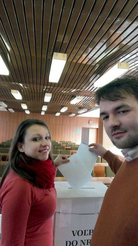 Bóna Zoltán Fiatal Függetlenként az MKP listáján