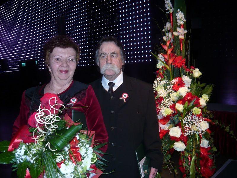 Dániel Erzsébet és Reicher Gellért