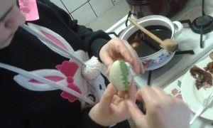 Készülnek a tojások