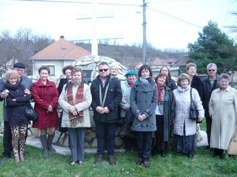 Limes Anavum évzáró gyűlés résztvevői
