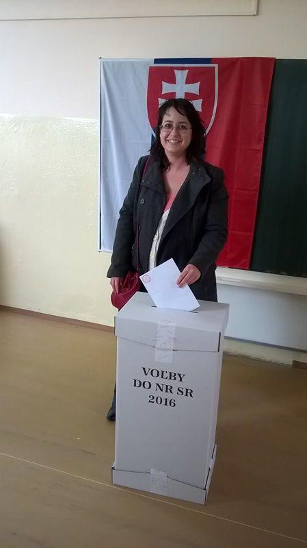 Neszméri Tünde az MKP Szenci járási alelnöke