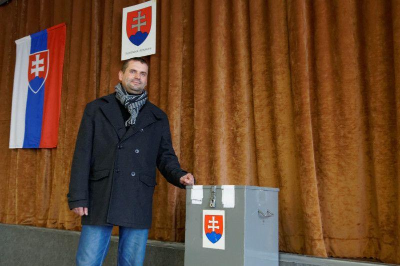 Stercel Olivér az MKP jelöltje Nagymagyarról