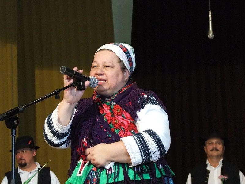 Tkáč Teréz csoportvezető (Fotó: Tóth Klára)