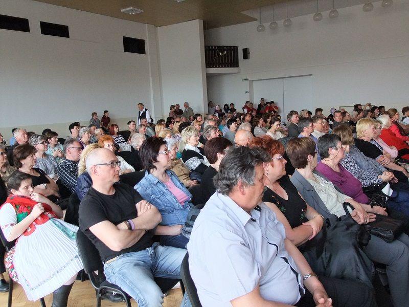A közönség (Fotó: Tóth Klára)