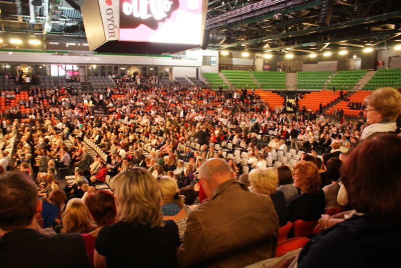 A közönség. Fotó: szk
