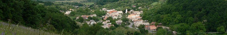 Lissó látképe a falu honlapján