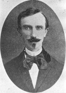 Pajor István portréja a szerző reprodukcióján