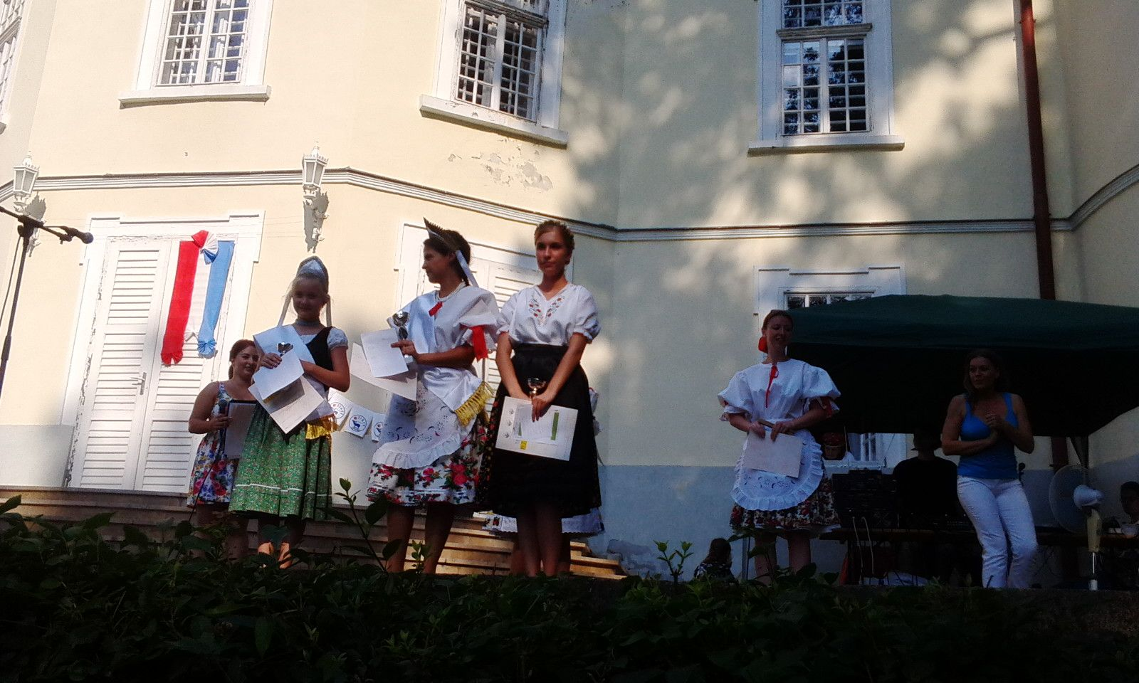 Palócok Szépe - Tisza Királynő verseny kiértékelése 2015-ben (Fotó: Beke Beáta)