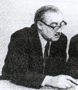 Sinkó Ferenc (archív felvétel)