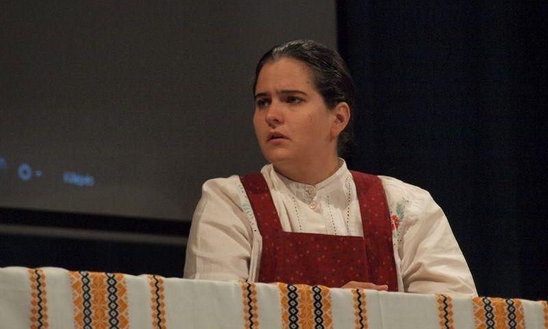 Sziklai Krisztina Hon Vágy című darabban