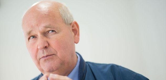 Peter Štanek, a Szlovák Tudományos Akadémia Közgazdasági Intézetének professzora (Fotó: parlamentnelisty.sk)