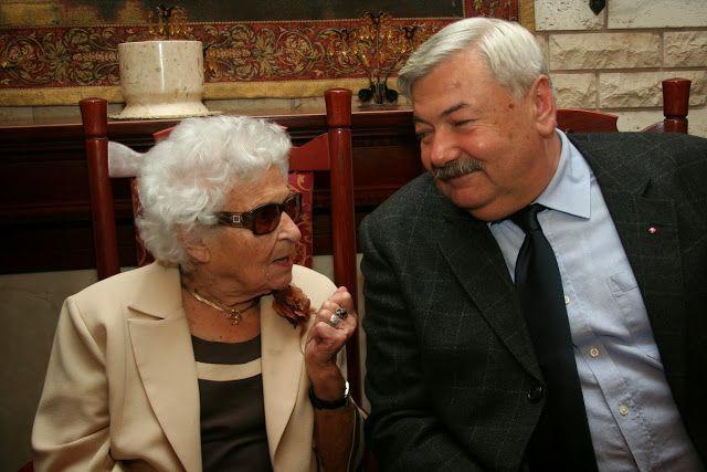 Tamás Ilona és Lomnici Zoltán