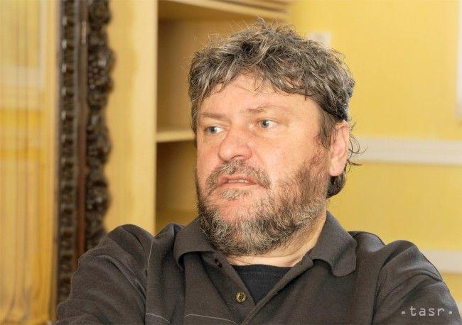 Peter Cabadaj (Fotó: TASR)