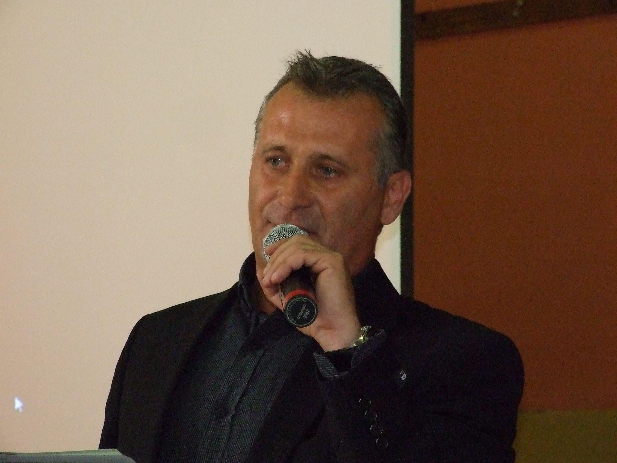 """""""Kövekbe zárt múlt"""" címmel Nagy Attila polgármester tartott előadást"""