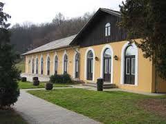 A bernecabaráti kúria Csáky Károly felvételén