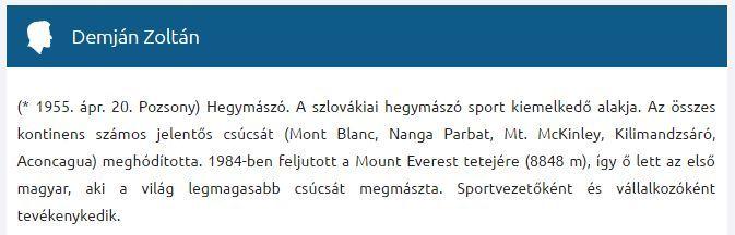 A (cseh)szlovákiai magyarok adatbankja