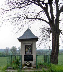 A palásti emlékkápolna. (Fotó: Világháló)