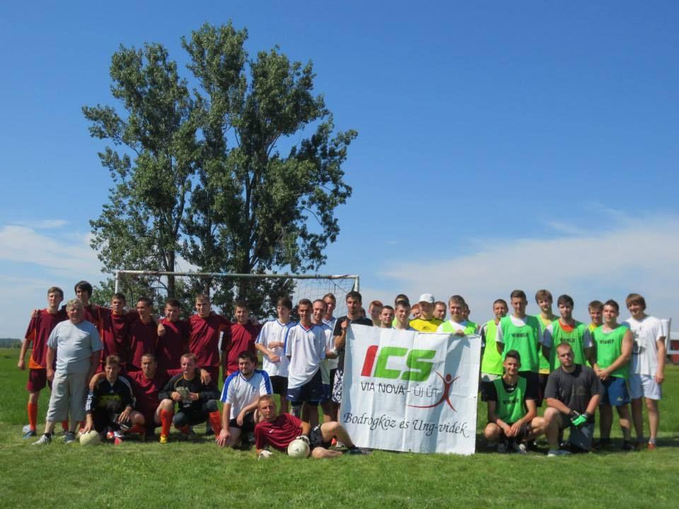 Bodrogközi és Ung-vidéki csapatok a bajnokság korábbi évadjában (Fotó: Varga Tibor)