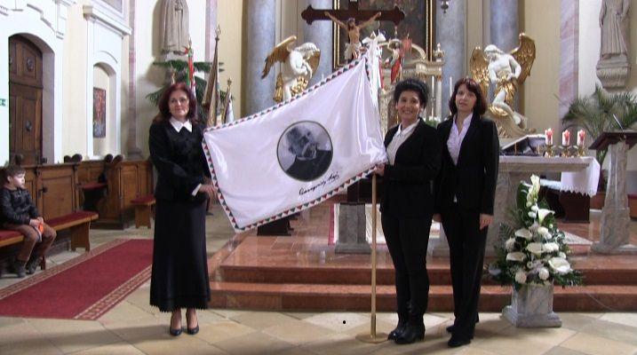 Csongrády-zászló