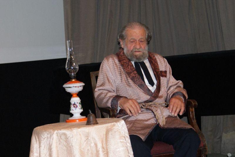 Dráfi Mátyás mint Görgey.
