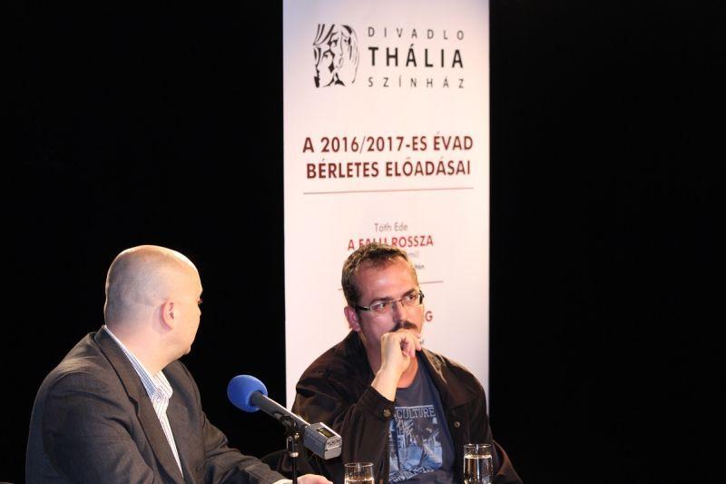 Ismertetik a kassai Thália következő évadának műsorait. Fotó: sze