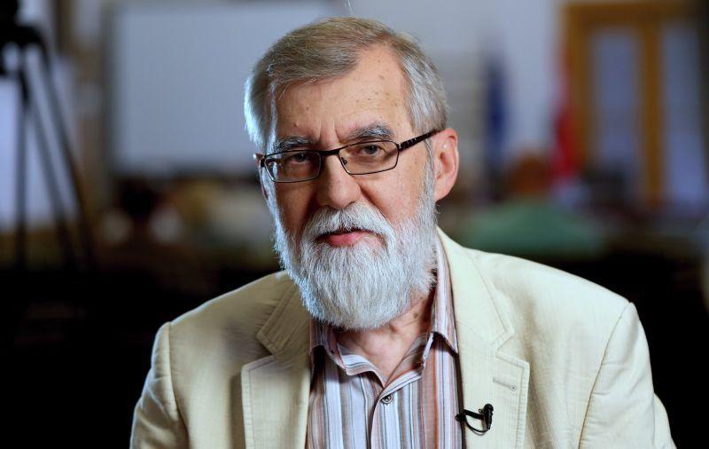 Pollmann Ferenc. (Fotó: Thaler Tamás)