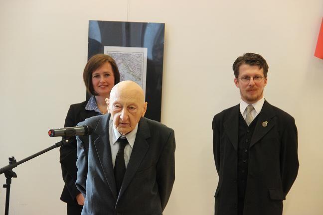 Trznadel Angéla, Tóth Lukács, Babucs Zoltán (Fotó: Petrás Antal, Budapest)