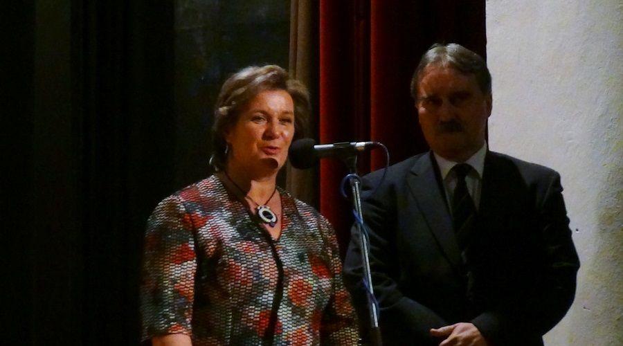 Tóth Csilla és Bárdos Gyula (Fotó: HE)