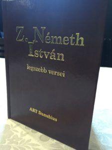 Z. Németh István legújabb kötete. Fotó: szk