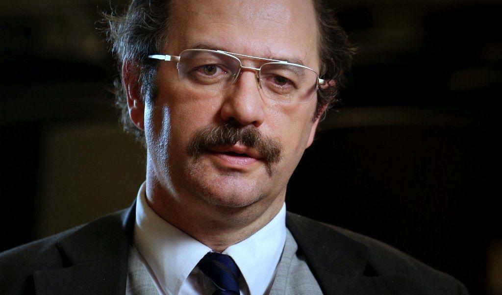 Ősz Gábor (Fotó: Tháler Tamás )
