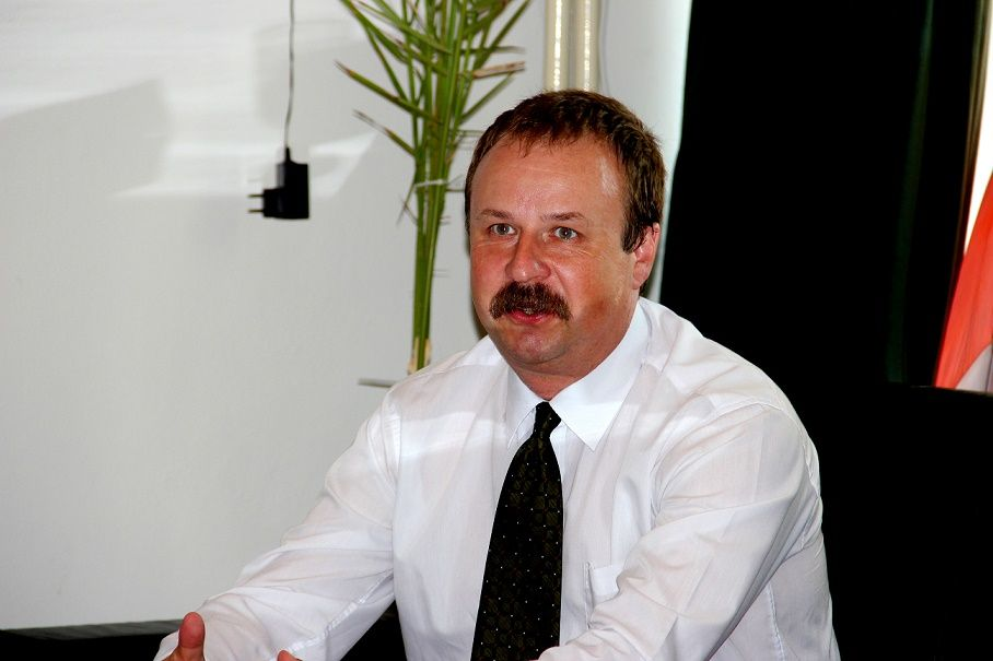 Szesztay Ádám (Fotó: Balassa Zoltán/Felvidék.ma)