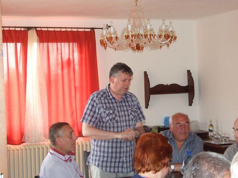 Furik Csaba üdvözlő beszéde