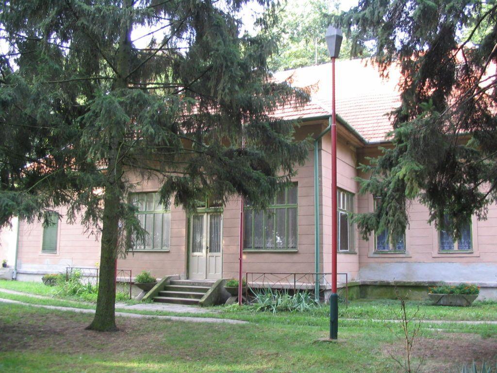 A felújított Jekelfalussy kúria ma (Fotó: Csáky Károly)