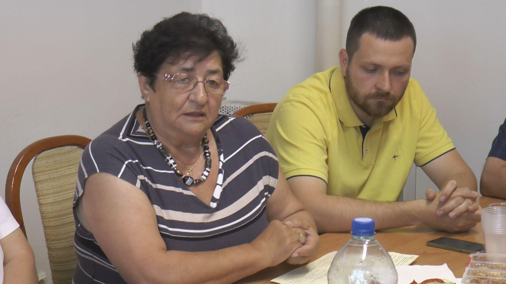 Füzék Erzsébet és Orosz Örs (Fotó: Haraszti Gyula)