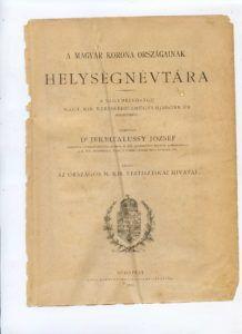 Jekelfalussy egyik legfontosabb kiadványa Csáky Károly reprodukcióján
