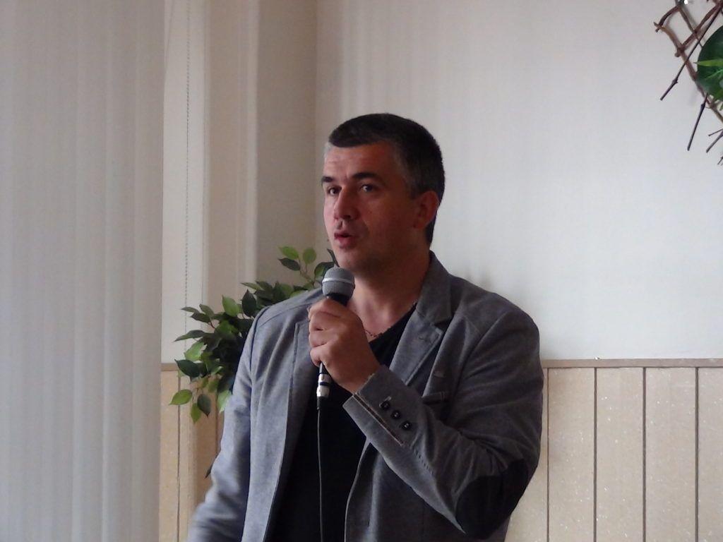 Juhász Péter (Fotó: HE)