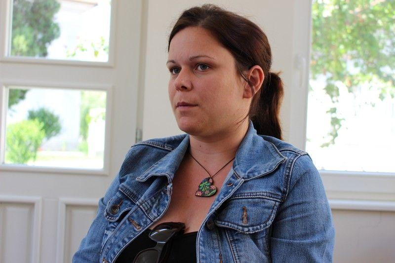 Kiss Réka, a Villa Camarum ügyvezetője beszél a Komálom After-ről