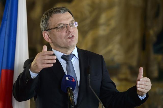 Lubomír Zaorálek cseh külügyminiszter (Fotó: novinky.cz)