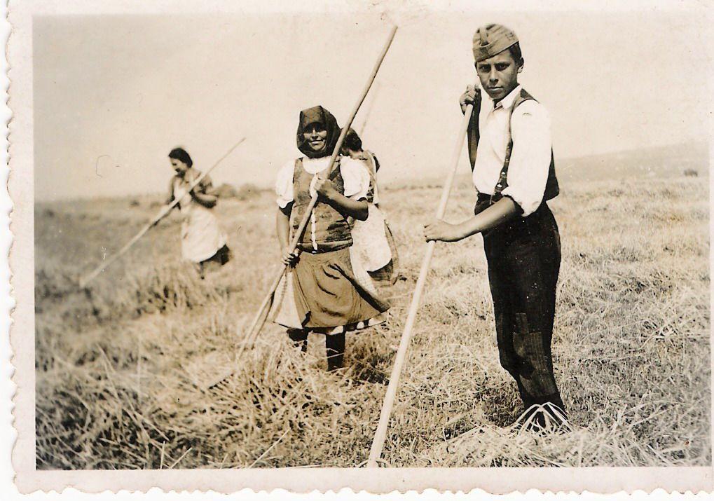 Marokszedők, kép a szerző gyűjteményéből