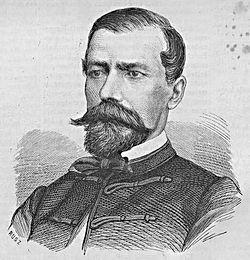 Rajner Pál portréja Rusz Károly metszetén. Wikipédia
