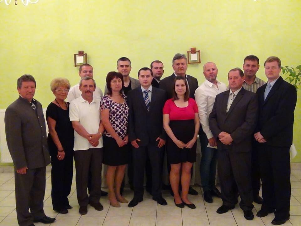 Az MKP Rimaszombati Járási Elnöksége (Fotó: HE)