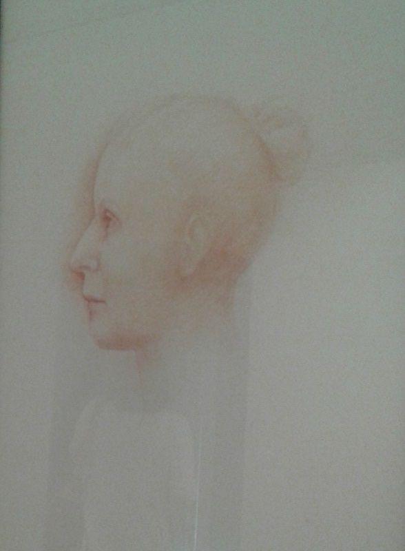 A grófnő arcrekonstrukciója (Fotó: Beke Beáta)