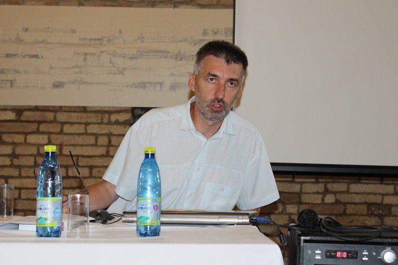 Simon Attila, a Fórum Kisebbségkutató Intézet igazgatója