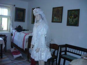 A kéméndi menyasszonyi ruha
