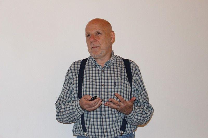 Varga György, a Nemzetközi Visegrádi Alap ügyvezető igazgatóhelyettese