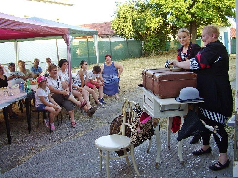 A Marica Bábszínház tagjai (Fotó: Bárány János)