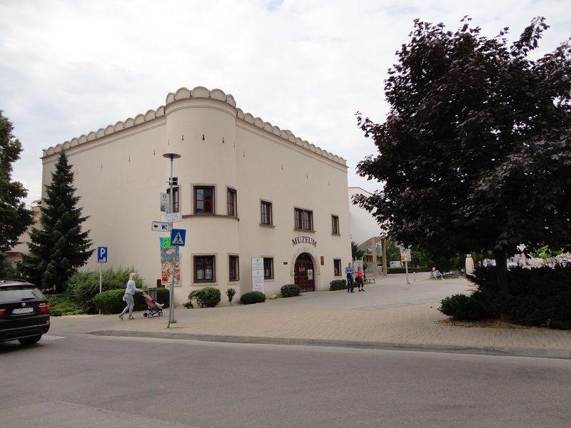 A szenci városi múzeum