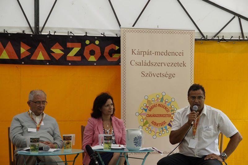 Dr. Szabó Endre, a KCSSZ tiszteletbeli elnöke