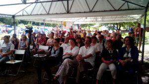 A panelbeszélgetés hallgatósága (Fotó: HGY/Felvidék.ma)
