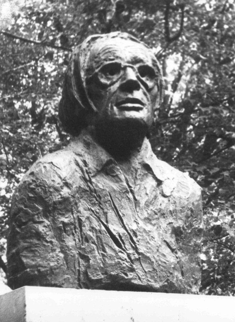 Szobra Balassagyarmaton, Helytörténeti Gyűjtemény fényképtára